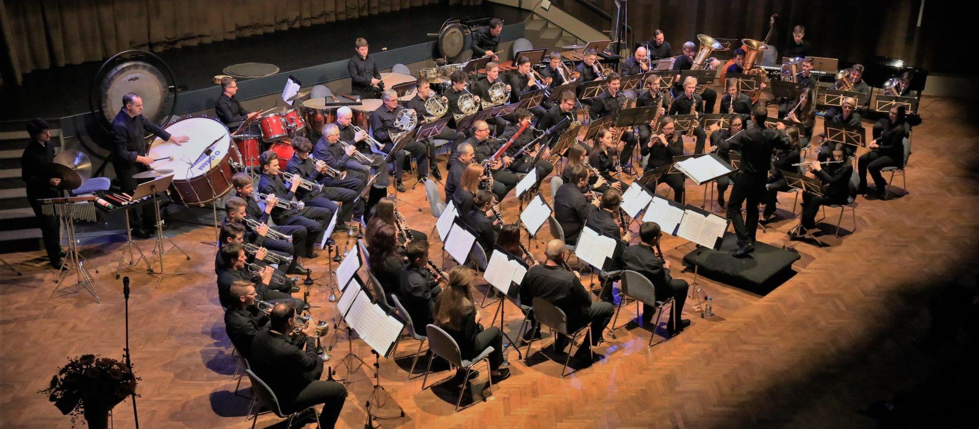 Pihalni orkester Krško